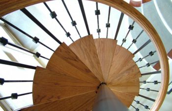 Spiral Staircase Design Can Be Challenging With Some Stair Companies. But  With Southern Staircase, We Make It Easy For You! With An Award Winning  Team Of ...