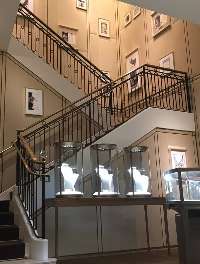 Metal Baluster, commercial stair design
