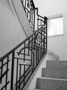 Wrought Iron Hand Rail Systems