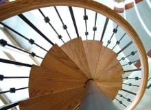Top 3 Reasons To Consider A Spiral Staircase