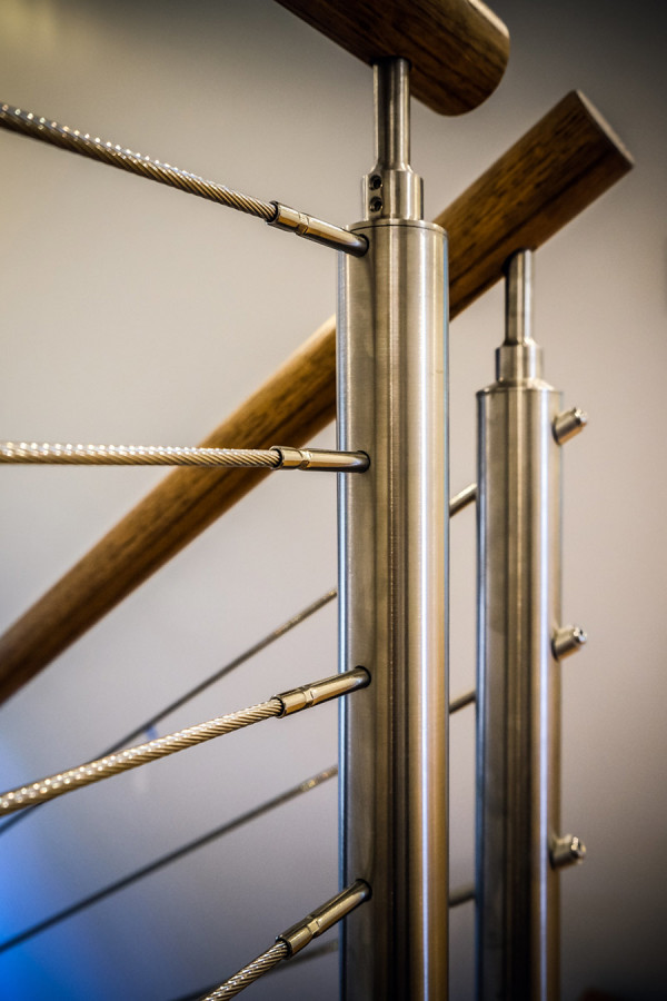 Cable Railing Systems Artistic Stairs