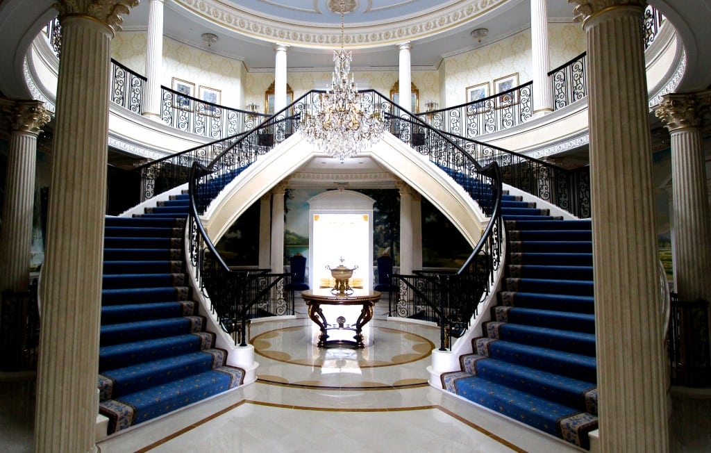 Luxury Circular Staircase