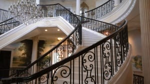 Luxury Residential Circular Staircase