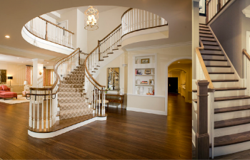 Custom Staircase Designs