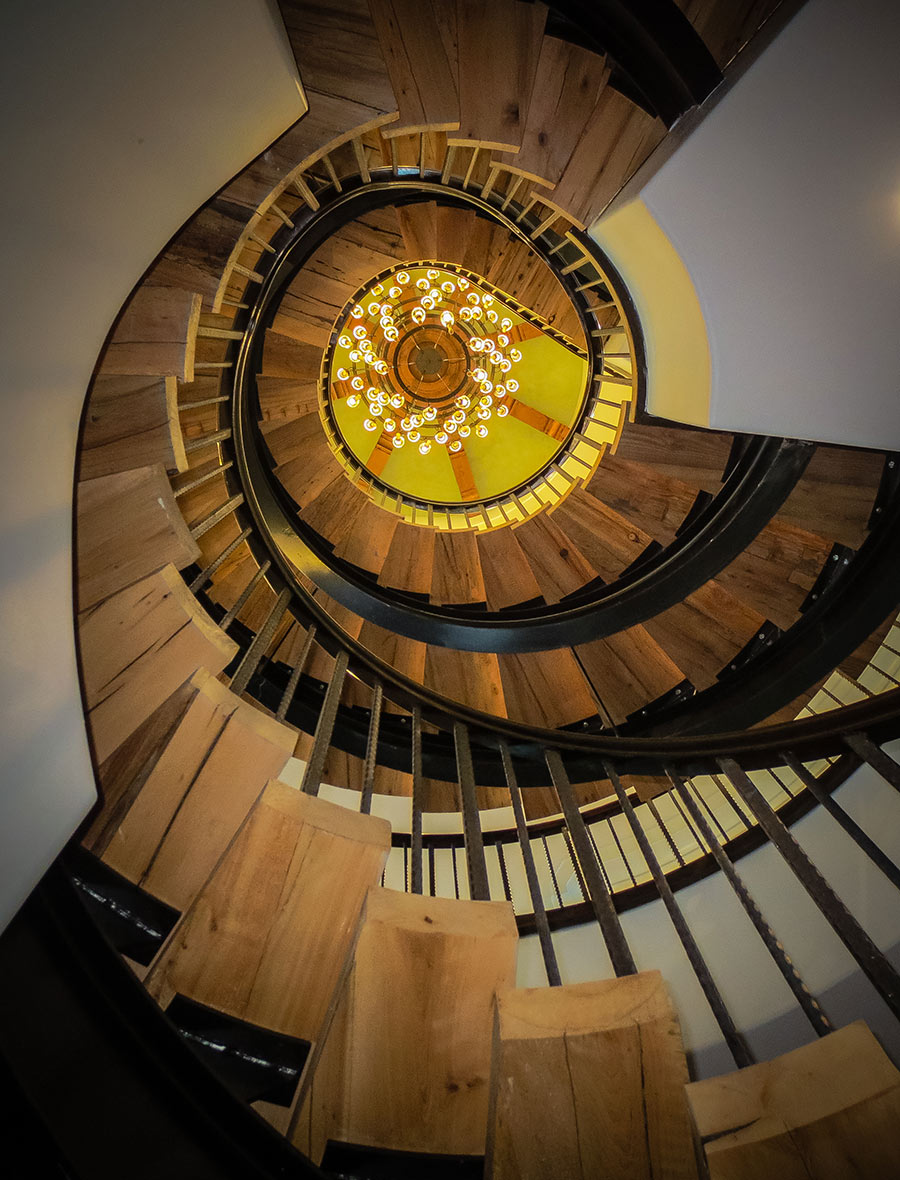 Awesome Circular Staircase