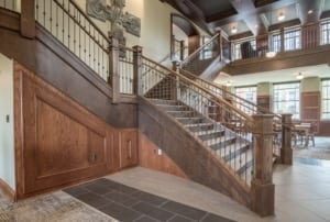 Custom Staircase Design 0200
