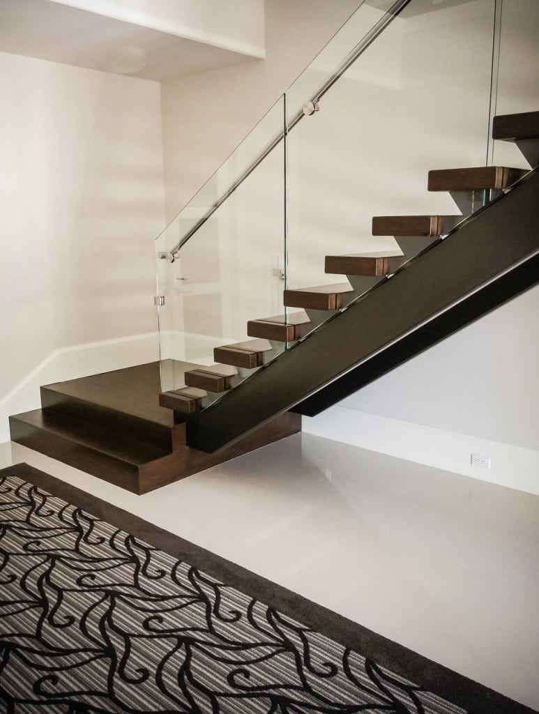 Glass Staircase Design | Artistic Stairs