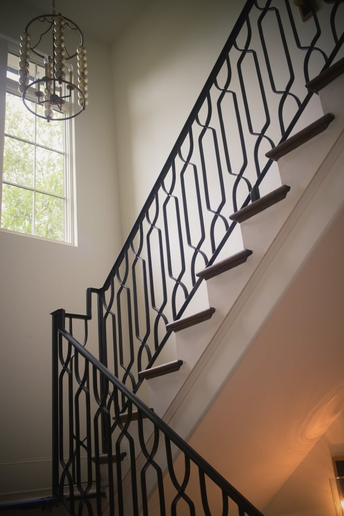 High Quality Wrought Iron Handrail. Modern Wrought Iron Stair Railings Designs
