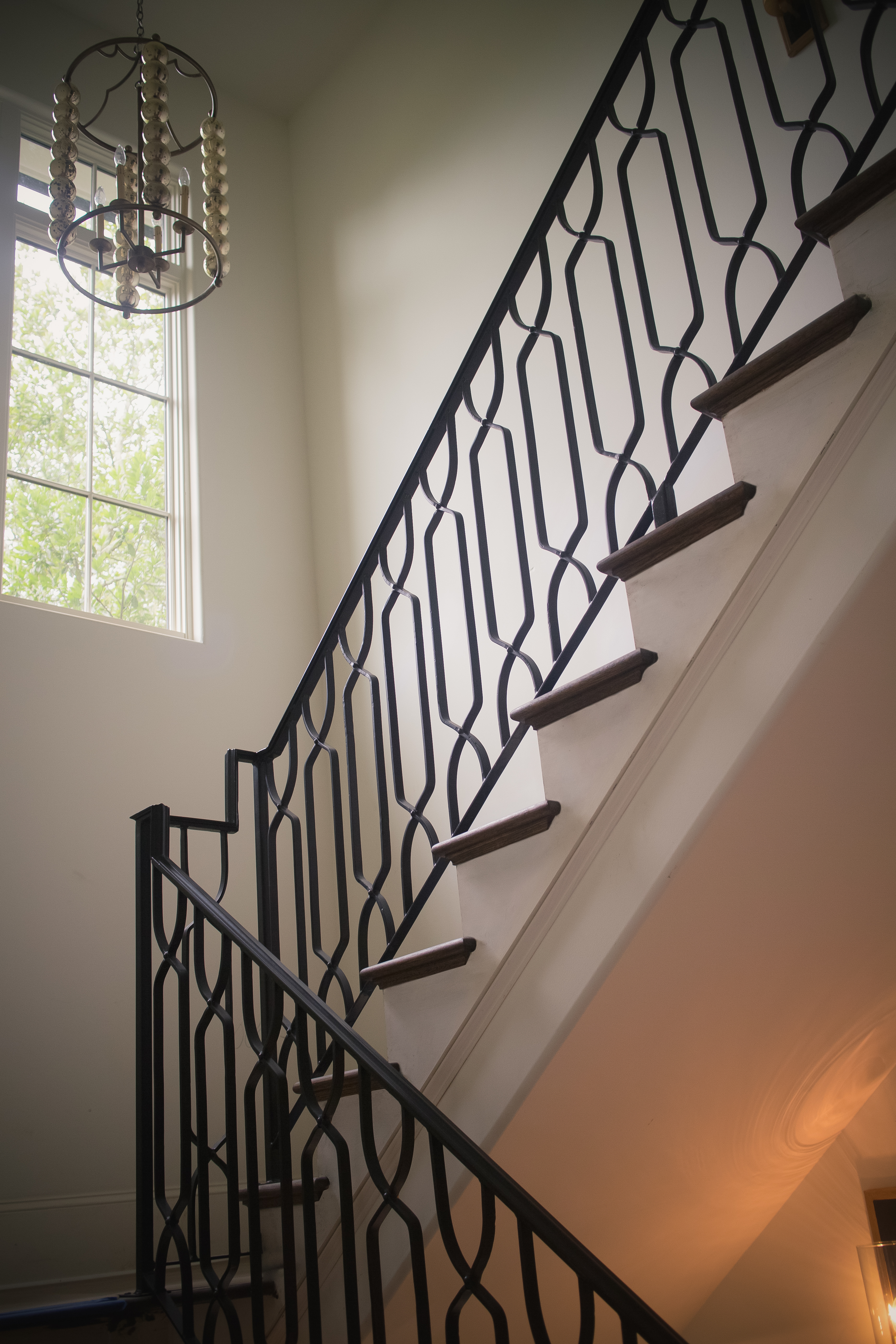 Builders' Show - Wrought Iron Stair Railings: Process and ...