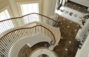 custom stairs