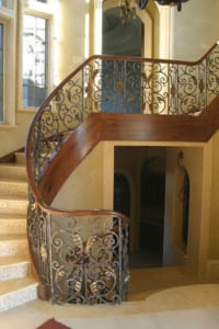 tuscan staircases
