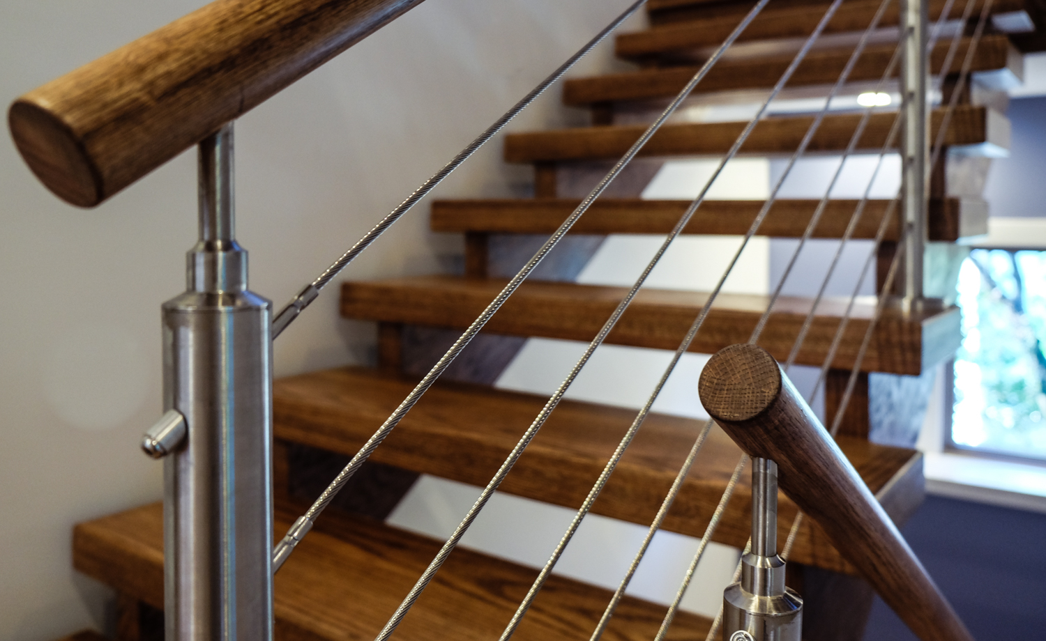 Cable Railing Systems Artistic Stairs Southern Staircase