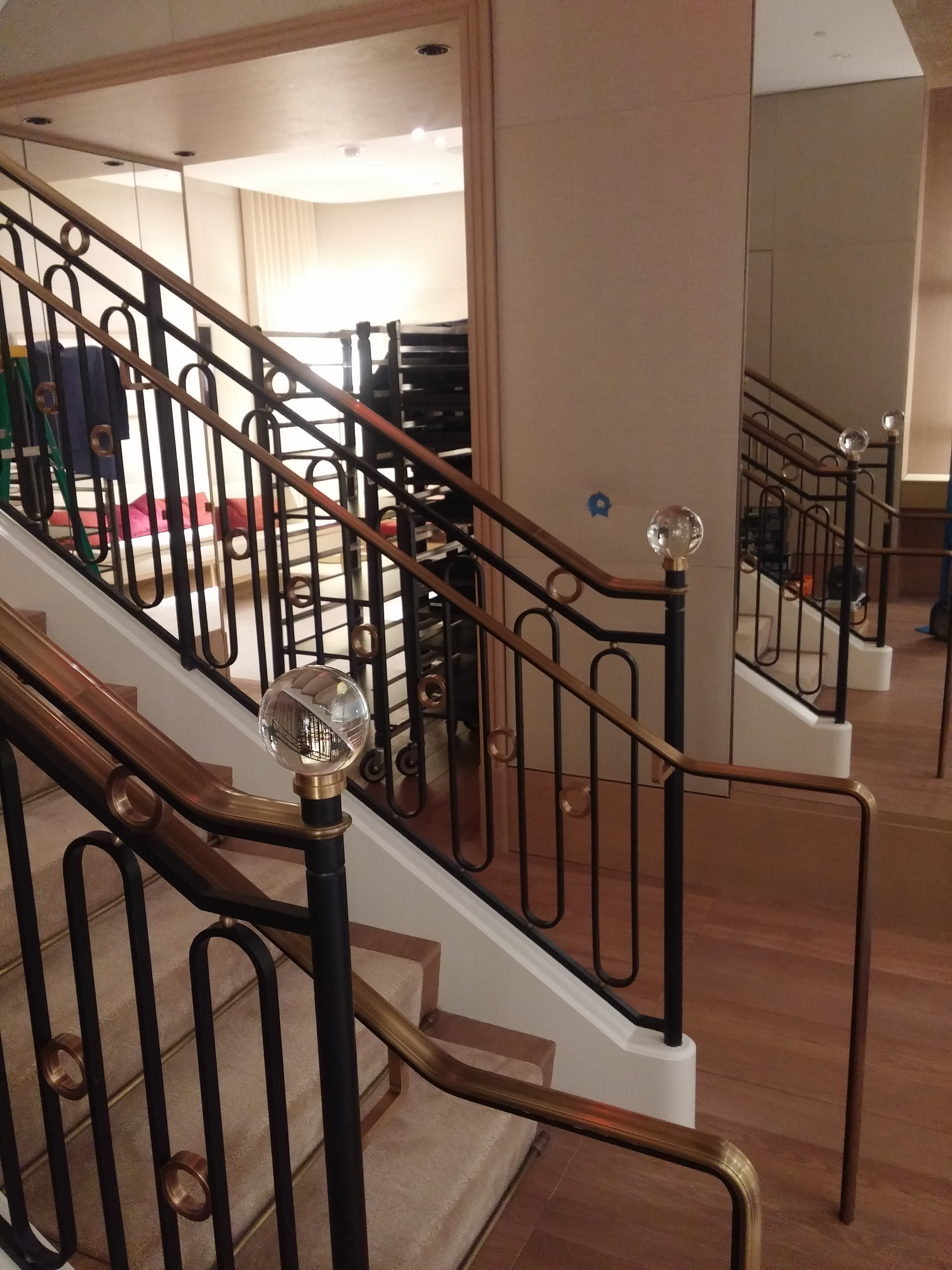 Steel Staircase Design Process