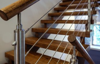 A Beautifully Designed Custom Staircase Is Not Complete Without An Accompanying Handrail System In Fact It Often The Design That Truly Catches