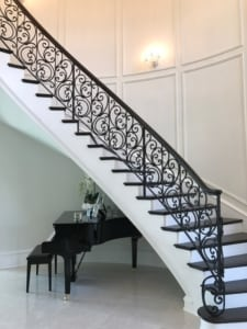 34 Million Stair Railings Built Counting Artistic Southern