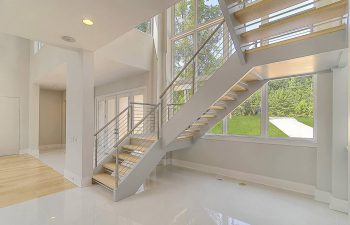 Glass Staircase Atlanta GA