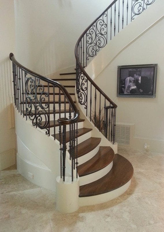 Custom Stairs Design and Handrail Solutions for Residences