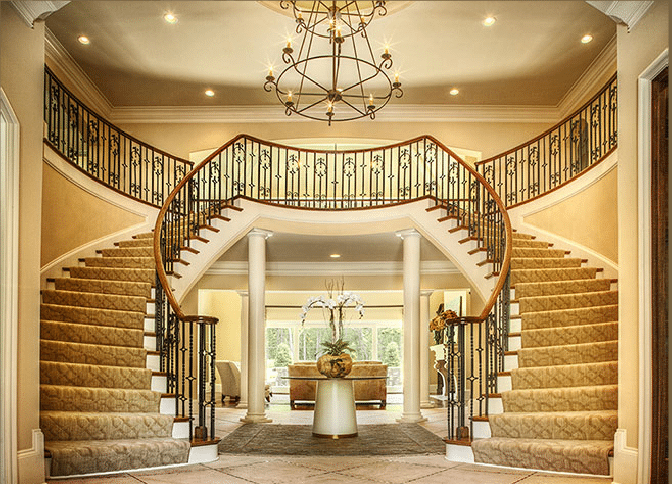 Curved Stairs Curved Staircase Designs Custom Curved