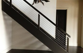 Stainless Steel Staircase Atlanta GA