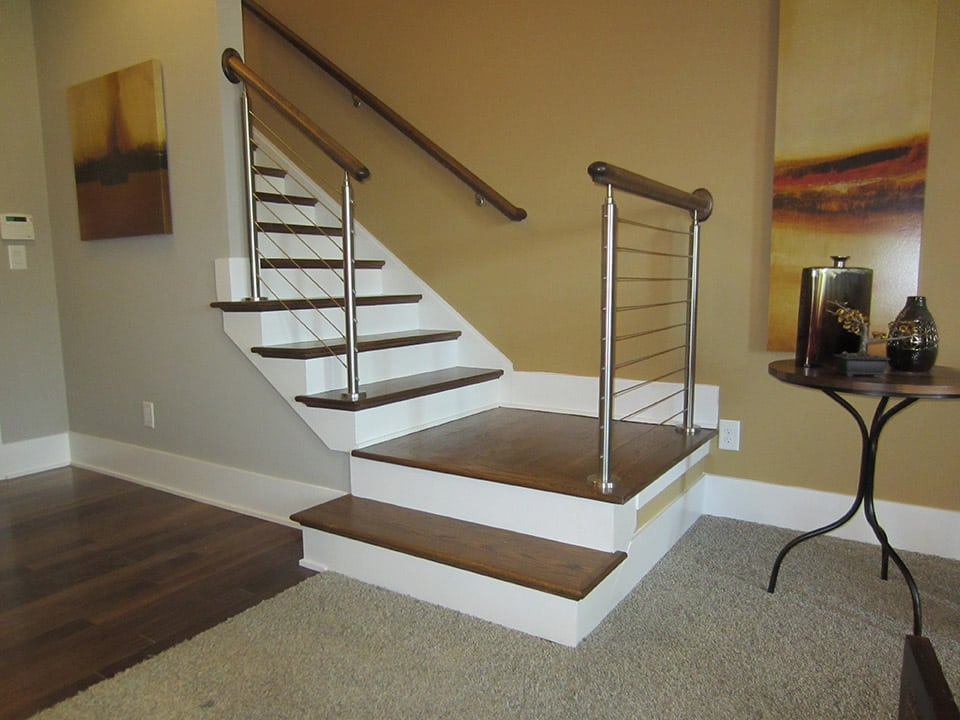 Cable Railing Systems Southern Staircase Artistic Stairs