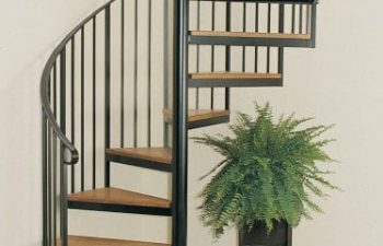 Small Spaces Sprial Staircase Alpharetta GA