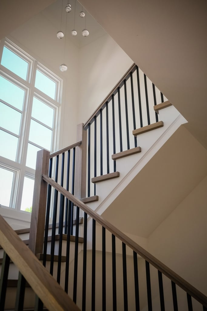 Mission Style Staircase Railings Balusters Artistic Stairs