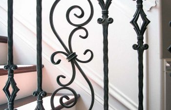 Wrought Iron Balusters Alpharetta GA