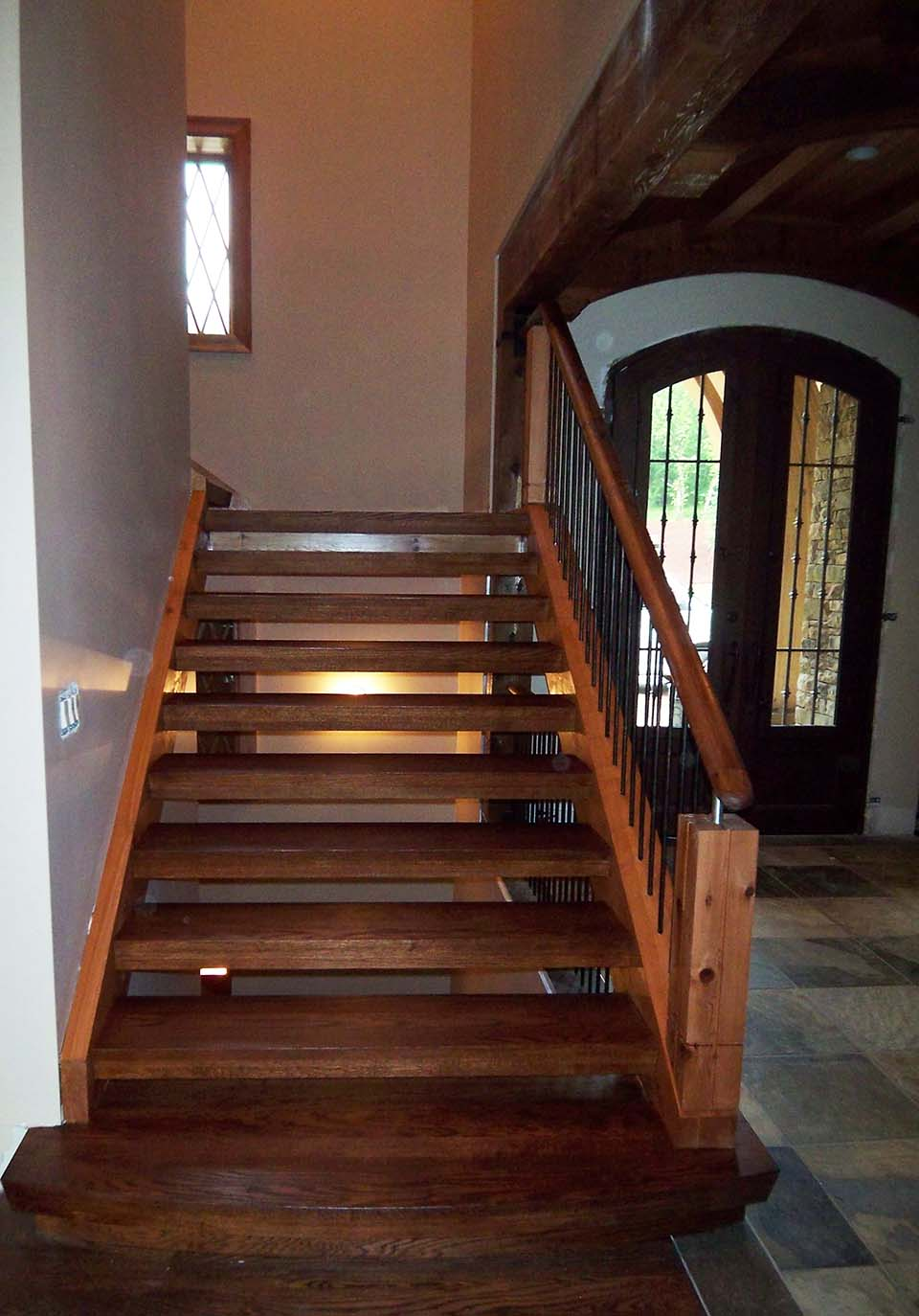 Genial Southern Staircase
