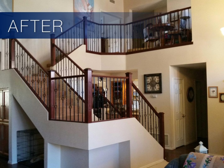 Arizona Staircase Remodel