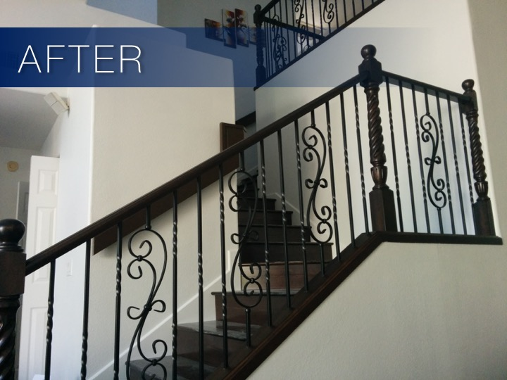 Arizona Staircase Remodel Project